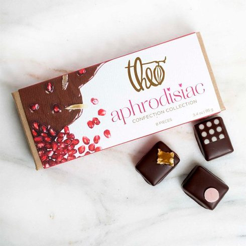 Aphrodisiac chocolates for Valentines Day