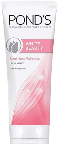 Ponds White Beauty Spotless Fairness Face Wash
